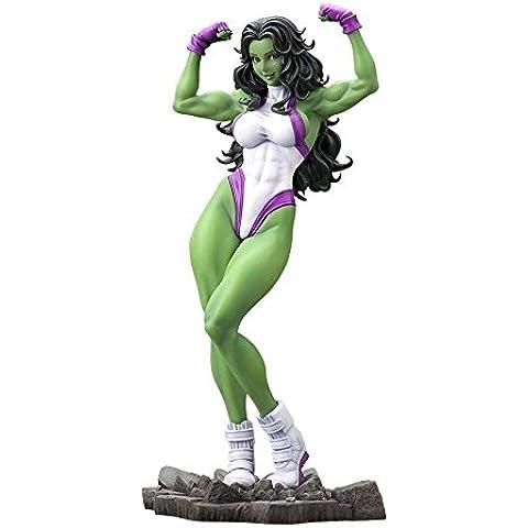Marvel Comics - Statuetta di She-Hulk Bishoujo
