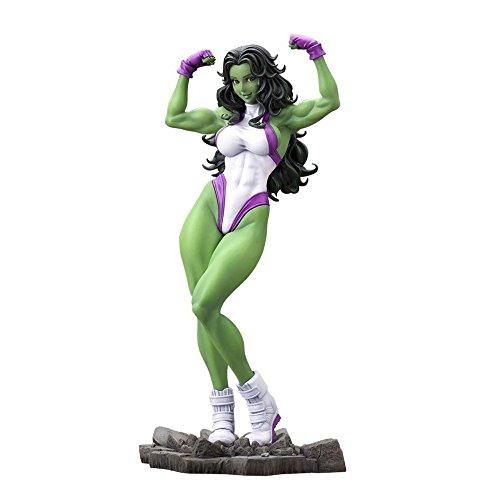 Kotobukiya Marvel Comics She-Hulk Bishoujo Statue