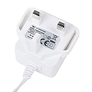1byone-Wall-Power-Plug-5V-1A-AC-Adapter-Battery-Eliminator-for-Driveway-Patrol-Alert-Alarm-System