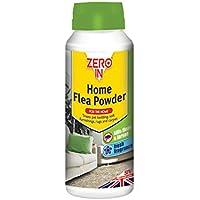 Zero In ZER024 - Control de chinches, pulgas y ácaros en Interiores