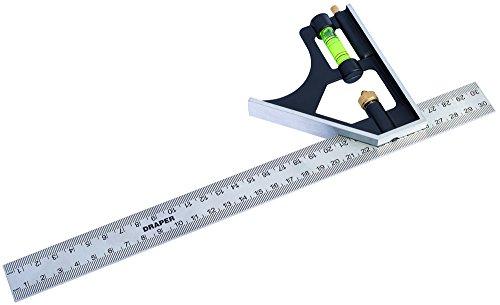 Draper 81139300mm metrischer und imperialer Kombinationswinkel