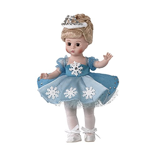 Madame Alexander Frosty Ballerina Doll, 8
