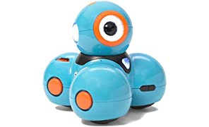 Wonder Workshop Dash Robot - Coding Toy for Kids