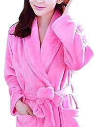 Betz Women Bathrobe RELAX Short with Hood and Zipper 100% Microfiber Size XS  - blue · £23.95. 4 out of 5 stars 1 · femaroly Women Classic Sexy Soft Bath  ... dad75f831