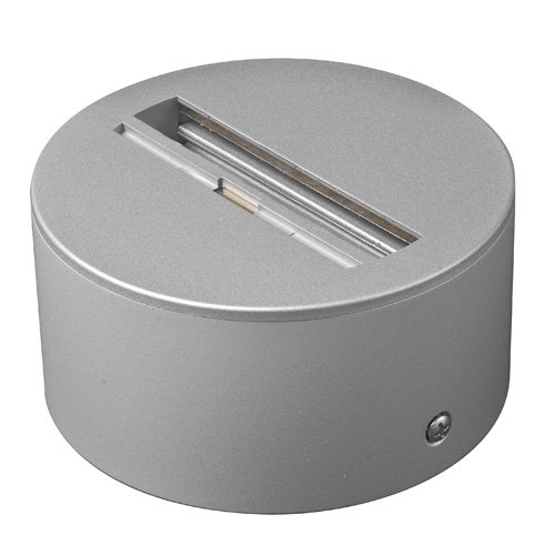 SLV 145744 EUTRAC Universal outlet, silvergrey