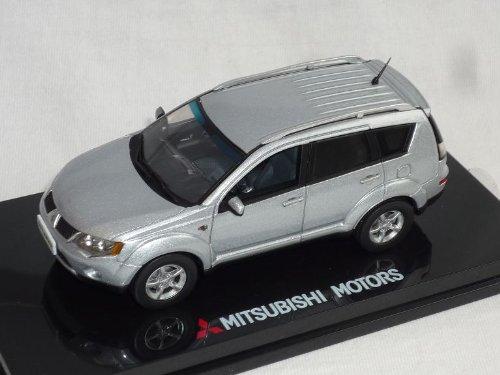 Vitesse Mitsubishi Outlander Silber 2006-2010 Cw0w 2. Generation 1/43 Modell Auto Modellauto