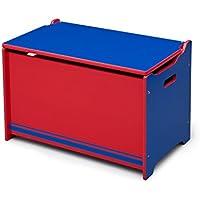 Preisvergleich für Delta Spielzeugtruhe (Blau/Rot)