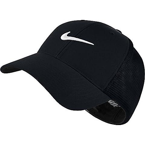 Nike Legacy91 Tour Mesh Cap Black/White - M/L
