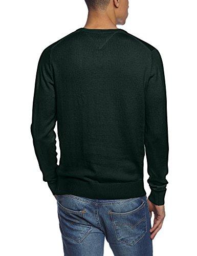 Tommy Hilfiger - 857858112, Maglia da uomo verde (Grün (DARKEST SPRUCE HTR 307))