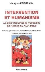 Intervention et humanisme : Le style des armées françaises en Afrique au XIXe siècle