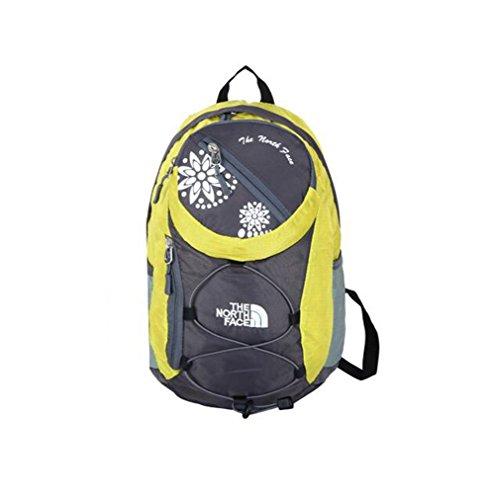 Wmshpeds La moda casual Borsa a Tracolla Sport piccolo sacchetto di alpinismo Passeggiate all'aperto nello zaino borsa da viaggio E
