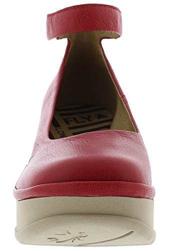 FLY London Damen Jynx877fly Riemchenpumps Lipstick