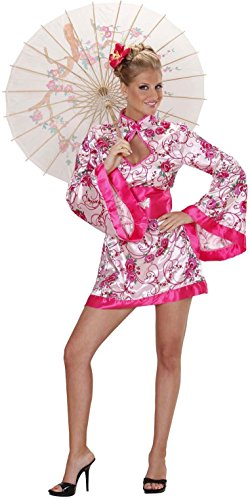 ha-Kostüm für Damen, Größe L (Sexy Geisha Kleid)
