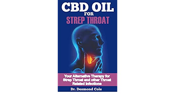 CBD For Strep Throat