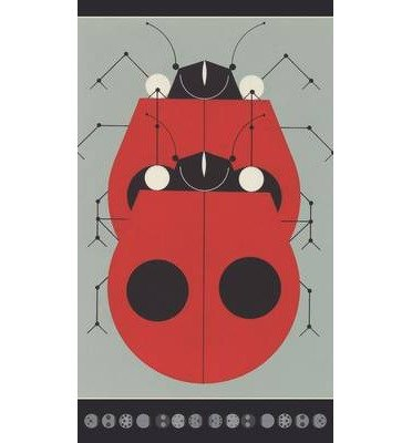 (Charley Harper: Ladybugs Notepad [With Self-Adhesive Magnet]) By Pomegranate Communications Inc (Author) Paperback on (08 , 2010)