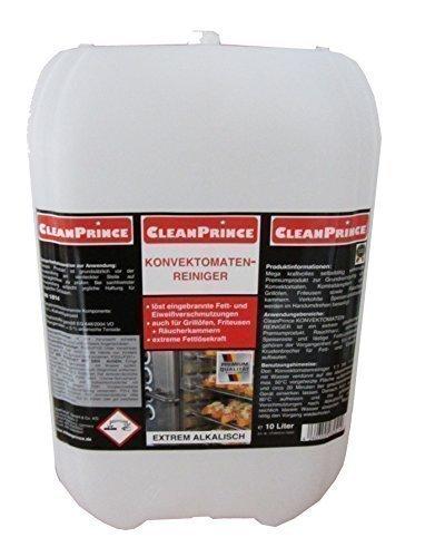 10 Liter CleanPrince KONVEKTOMATENREINIGER Konvektomat Reiniger Konvektomatreiniger...