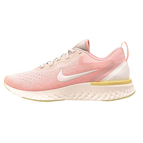 Nike Damen Odyssey React Laufschuhe, pink, 39 EU (Hi-top-tennis-schuhe)