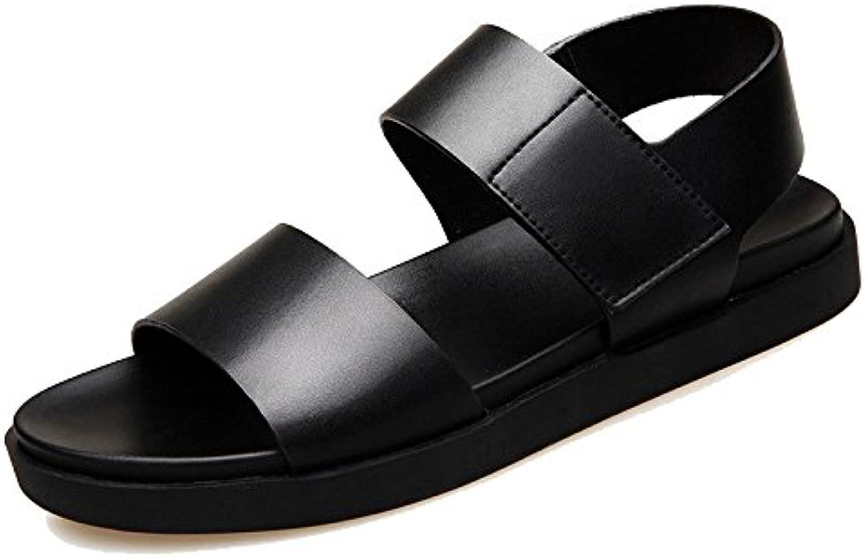 Sandalias para Hombres Zapatos De Playa Casuales Zapatos Antideslizantes Transpirables