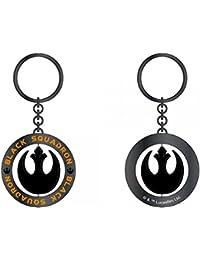 Star Wars Black Squadron Rebel Spinner Logo Porte-Clés