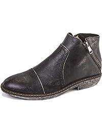 Description du produit. Soldes Homme Chaussures Richelieu Fauve Large en  Cuir ... e105b3796505