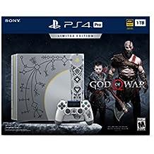 PlayStation 4 (PS4) Edizione Limitata God of War