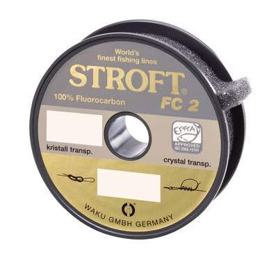 Schnur STROFT FC2 Fluorocarbon 100m, 0,280mm-6,5kg -