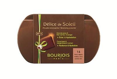 Bourjois Delice De Soleil Bronzing Powder No 14