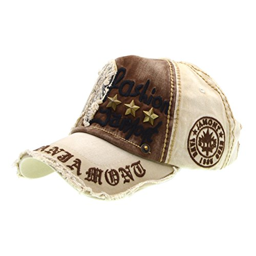 letter-patch-rivets-casual-baseball-cotton-cap-fashionable-outdoor-hat-for-male-and-female-beige-ipa