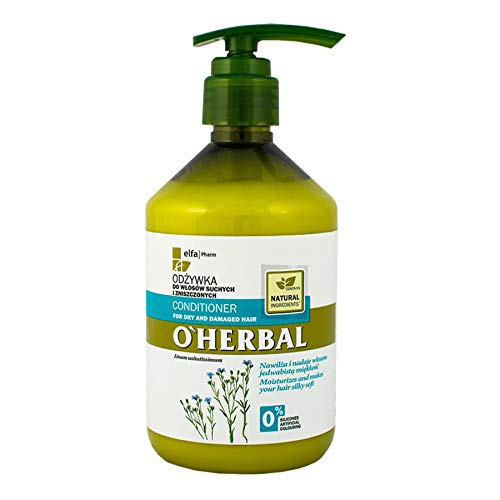 Elfa Pharm O\'Herbal Hair Conditioner for Dry and Damaged Hair Size 500ml