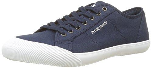 Le Coq Sportif Herren Deauville Sport Dress Blue Sneaker, Blau Bleu, 44 EU (Le Schuhe Coq)