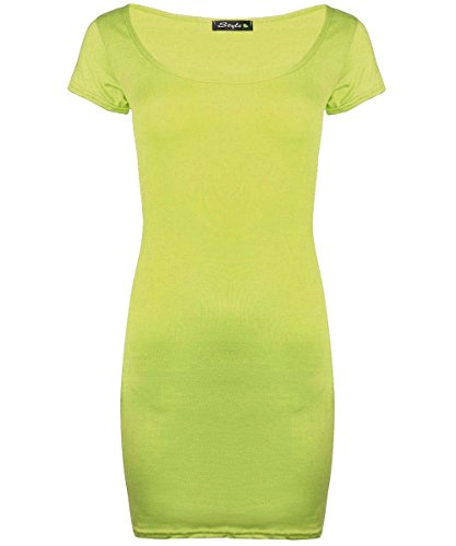 Oops Outlet -  T-shirt - fasciante - Senza maniche  - Donna Green Mint