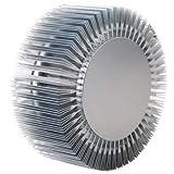Designleuchte Deko Lichteffekt Wandstrahler Deckenstrahler Leuchte Aluminium IP54 G9-230V 60W (Ø150mm Form:W41)