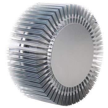 Designleuchte Deko Lichteffekt Wandstrahler Deckenstrahler Leuchte Aluminium IP54 G9-230V 60W...