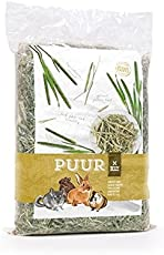 Witte Molen 654851 Puur Timothy hay 500g for Small Animals Rabbits Guinea Pigs Chinchilla's Degu's