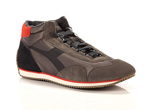 Diadora Heritage, Uomo, Equipe Mid WNT, Suede/Nylon, Sneakers Alte, Marrone, 42 EU