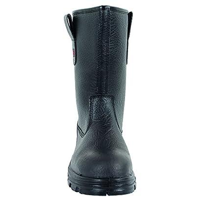 d7c891a1dc4 Blackrock SF01 Fur Lined Safety Rigger Boot (Tan) S1-P SRC