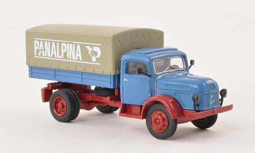 steyr-380-i-pritsche-panalpina-a-pp-lkw-modellauto-fertigmodell-brekina-starline-187