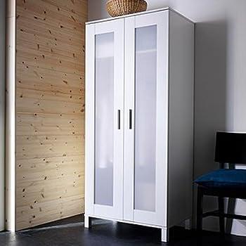 ikea aneboda wardrobe armoire white kitchen home