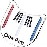 Golf Putten Ausrichtung Werkzeug Kugel Markierung mit Hut Klipp