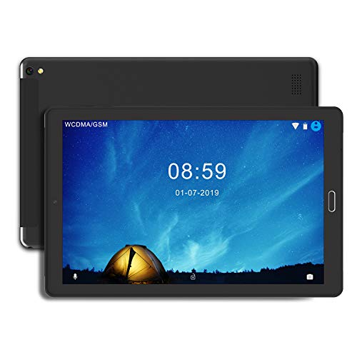 tablet da 10 pollici in offerta Tablet 10 Pollici Tablet Android 8.0 4G con 3 slot (Dual SIM + SD) Processore Quad Core