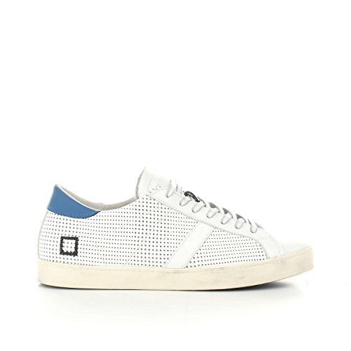 Date hill low pop perforated sneakers uomo white 40