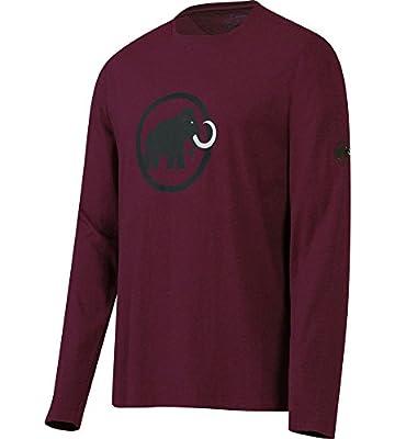 Mammut Herren langärmliges Shirt Logo von Mammut - Outdoor Shop