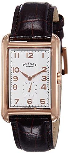 Rotary Reloj de cuarzo Unisex GB90111/04 38 mm