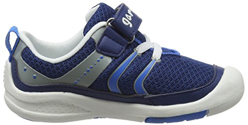 Garvalin 162335 Jungen Low-Top Blau (MARINO)