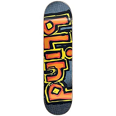 Blind Deck: OG Logo RHM Orange 8.625