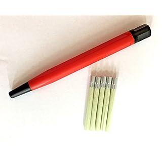 Fibre / Fibreglass Abrasive Cleaning Pencil / Pen & 5 Refills
