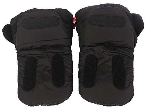 Winter Warm Handschuhe für Kinderwagen Verdickung Winddicht Wasserdicht (Reebok Handschuh Baseball)
