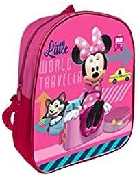 Disney Minnie : Mochila Parvulario