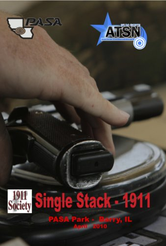 USPSA Single Stack Nationals/ 1911 Society Single Stack Classic: PASA Park, Barry, IL, April 28-May 1 2010 - Single-stack