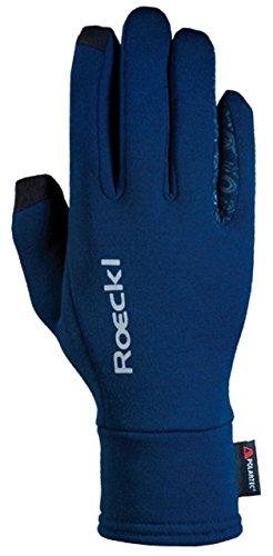 Roeckl Sports Winter Handschuh -Weldon- Unisex Reithandschuh, Marine, 9